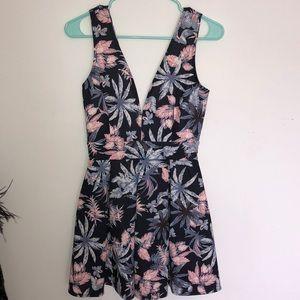 A forever 21 Flowered Dress
